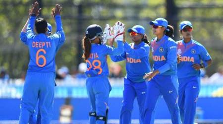 India Women extend unbeaten run with 7-wicket victory over Sri Lanka