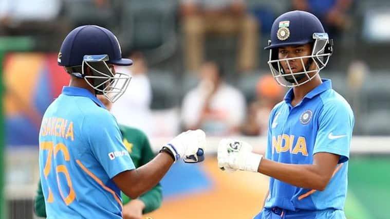 Yashasvi Jaiswal, ind u19 vs pak u19, india u19 vs pakistan u19, india u19 vs pakistan u19 match, india vs pakistan u19 world cup 2020, india vs pakistan cricket, india vs pakistan u19 world cup, india vs pakistan u19 scores, india vs pakistan u19 result, india vs pakistan 19 cricket match