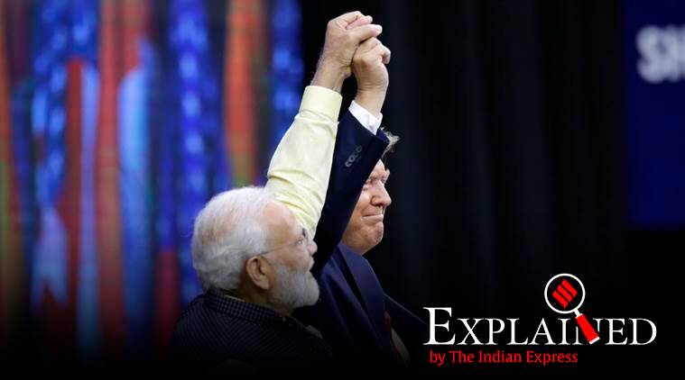Explained: India-US ties, over the years
