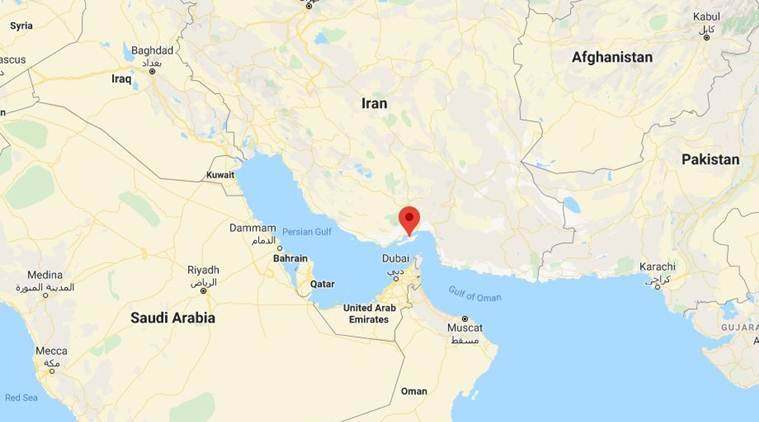 Iran: Magnitude 5.8 earthquake hits Qeshm island in Persian Gulf