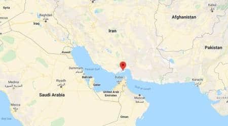 Iran: Magnitude 5.8 earthquake hits Qeshm island in Persian Gulf