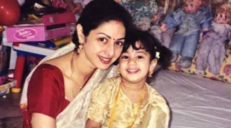 Miss you everyday: Janhvi on Sridevi's 2nd death anniversary