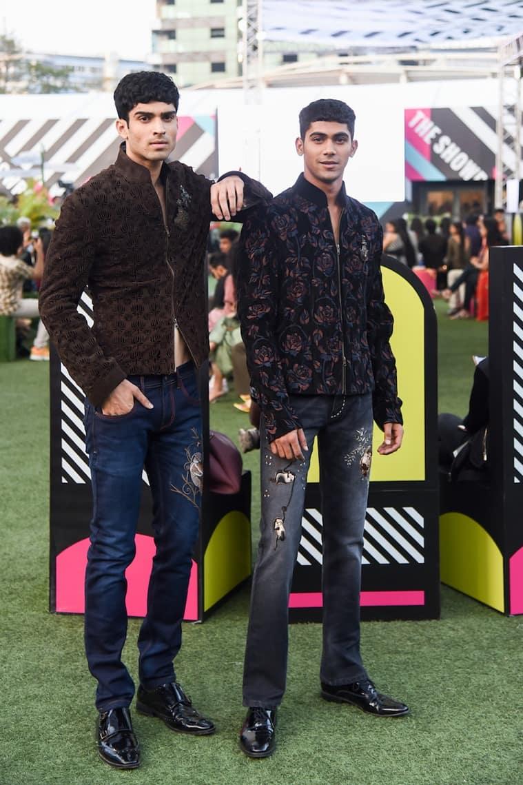 Amit Aggarwal, Rohit Bal, Lakme Fashion Week Summer Resort 2020, LFWSR20 closing weekend, Indian express fashion,lifestyle, Indian express news