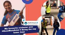 Watch: Jemimah Rodrigues dances to Love Aaj Kal song at WT20 World Cup, impresses Kartik Aaryan