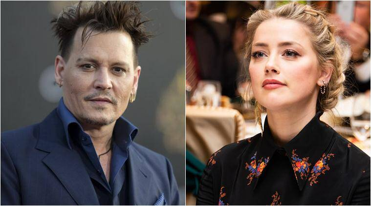 Amber Heard admits to hitting ex Johnny Depp in leaked audio recording