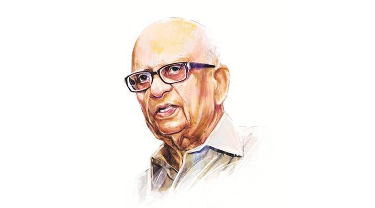 Ram Janmabhoomi case, K Parasaran, Sabarimala case, Ayodhya temple, Supreme court verdict, indian express news