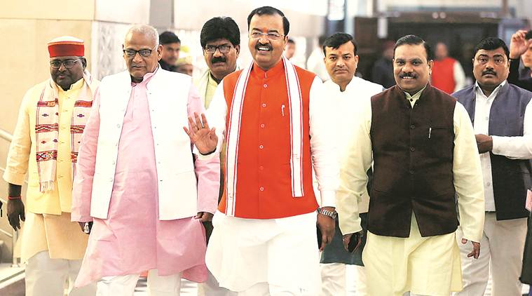 Plight of Migrants: Maurya slams Priyanka and Akhilesh, says their concerns limited to tweets