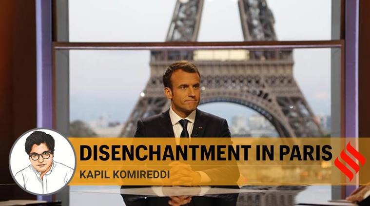 Macron is a technocratic fiscal conservative with a penchant for showmanship