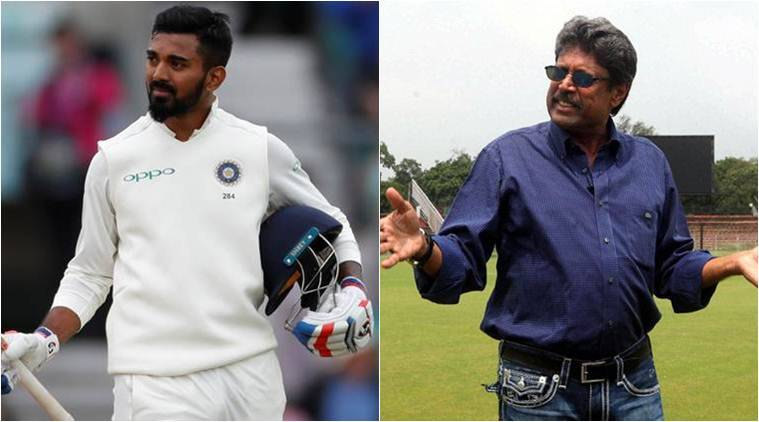 Kapil dev kl rahul it does not make sense india vs new zealand