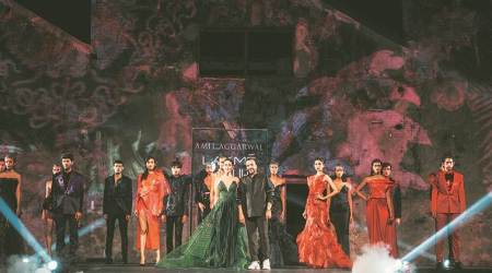 Amit Aggarwal, Rohit Bal, Lakme Fashion Week Summer Resort 2020, LFWSR20 closing weekend, Indian express talk, Indian express news