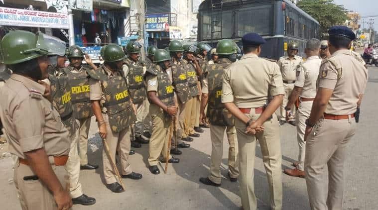 Karanataka Kashmiri students sedition case, Kashmiri students sedition case Karnataka, indian express news
