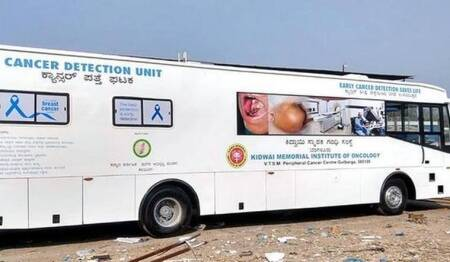 Karnataka to launch more 'pink buses' to help women in rural areas fight cancer