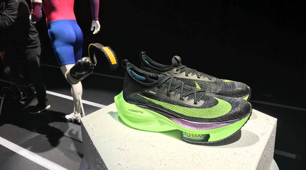 Eliud Kipchoge's sub-two shoe would be legal under new rules, says ...