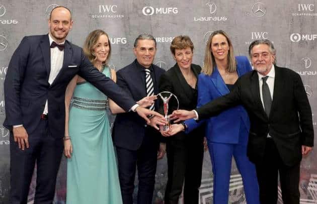 Sachin Tendulkar, Lewis Hamilton, Carles Puyol, Carles Puyol wife, South Africa rugby team, Sachin Tendulkar Laureus Sports awards, Laureus sporting moments, sports news