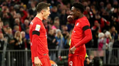 Robert Lewandowski, Robert Lewandowski goals, Bayern Munich vs Paderborn, Paderborn vs Bayern Munich, Bundesliga, football news