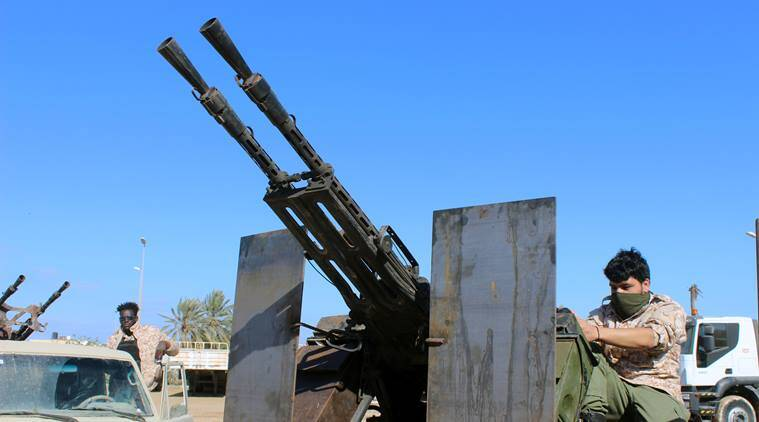 UN envoy hopes Libya talks will stem influx of foreign arms