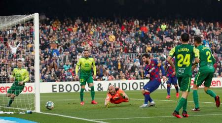 Lionel Messi, Lionel Messi four goals, Lionel Messi double hattrick, Barcelona vs Eibar 2020, Lionel Messi vs Eibar, La Liga 2020, football news