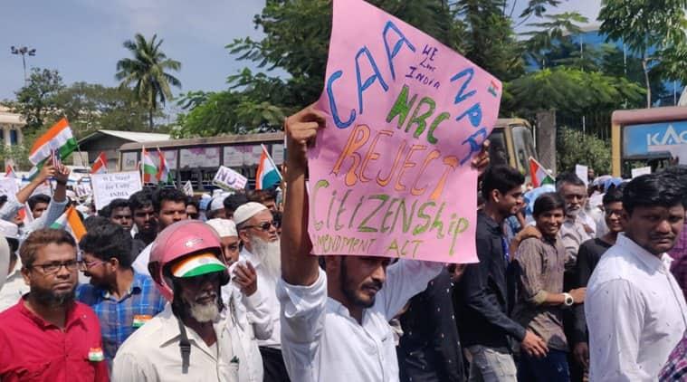 anti-caa protest, citizenship amendment bill, NRC, Citizenship Amendment Act, anti-CAA protests, Express opinion,