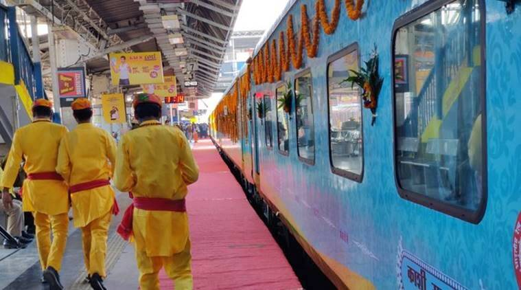 Berth reserved for puja space on Kashi Mahakal Express 'temporary', says IRCTC
