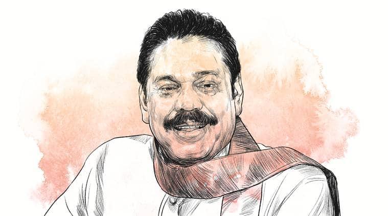 Mahinda Rajapaksa, Sri Lanka Prime Minister Mahinda Rajapaksa, Mahinda Rajapaksa pilgrimage, Mahinda Rajapaksa india visit, Indian express