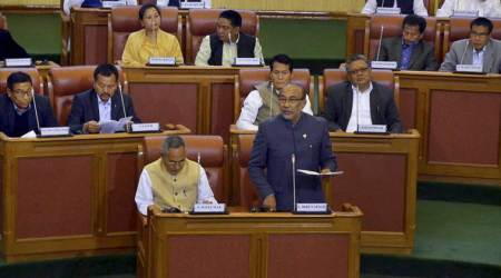 Manipur: Speaker tribunal hears disqualification petition of seven Cong turncoats