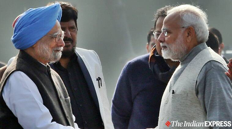 Manmohan Singh on Indian Economy, Manmohan Singh and Narendra Modi, Modi India Economic Slowdown