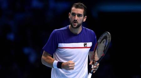 Croatian Tennis Association, Davis Cup World Group qualifier, Vedran Martic, Borna Coric, Marin Cilic, All India Tennis Association, sports news, indian express news