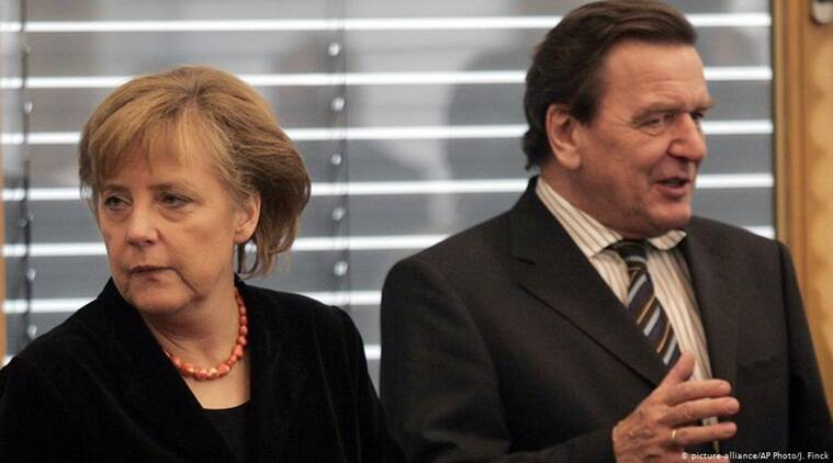 Germany: Ex-Chancellor Gerhard Schröder accuses Angela Merkel of 'fatal mistakes'