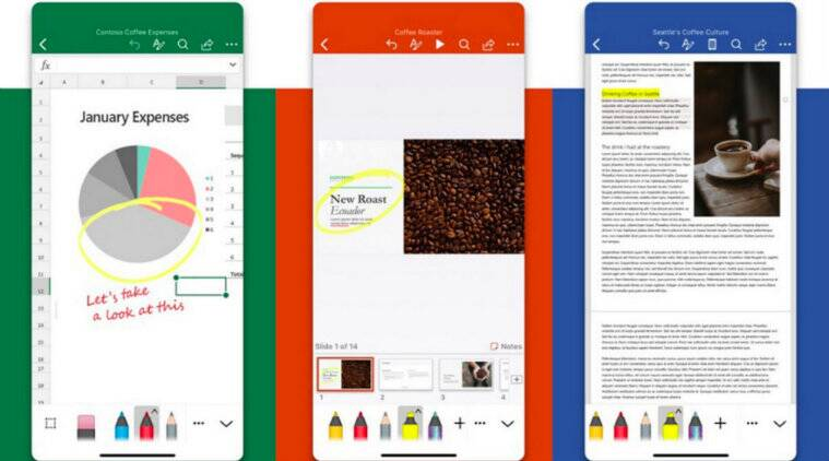 Microsoft rolls out redesigned Office apps for iOS and iPadOS
