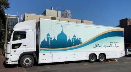 Tokyo Games, Tokyo 2020, Olympic athletes, Muslim athletes, multi-faith prayer, Tokyo Mobile Mosque, Tokyo Games Prayer facility, Toko Games news, sports, sports news