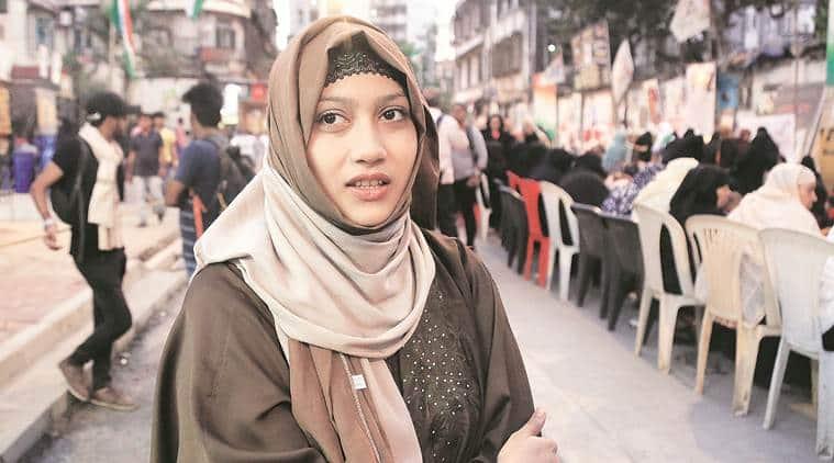 Anti-CAA protest, Mumbai Bagh protest, Mumbai police, Mumbai news, maharashtra news, indian express news