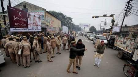 muzaffarnagar caa protests, muzaffarnagar anti caa protests, muzaffarnagar adm, uttar pradesh police, damage to property in caa protests, indian express news