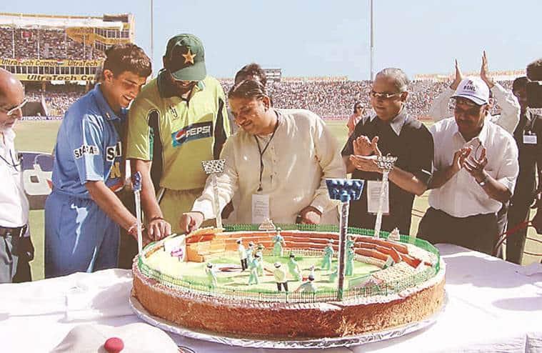 Motera stadium, donald trump india visit, ahmedabad stadium, gujarat cricket association, narendra modi, sports stadium, indian express