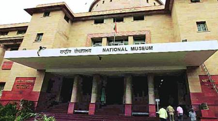 National Museum, Harappan Civilisation, Historical Gastronomica, Lord Buddha, Indian Express