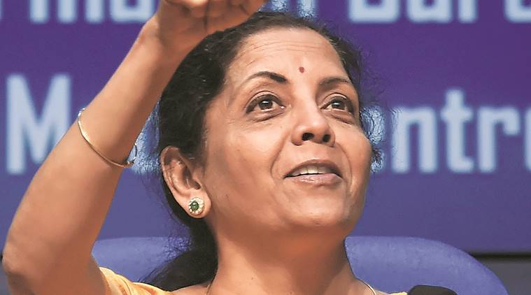 'We want to gradually remove everything called exemptions': FM Nirmala Sitharaman