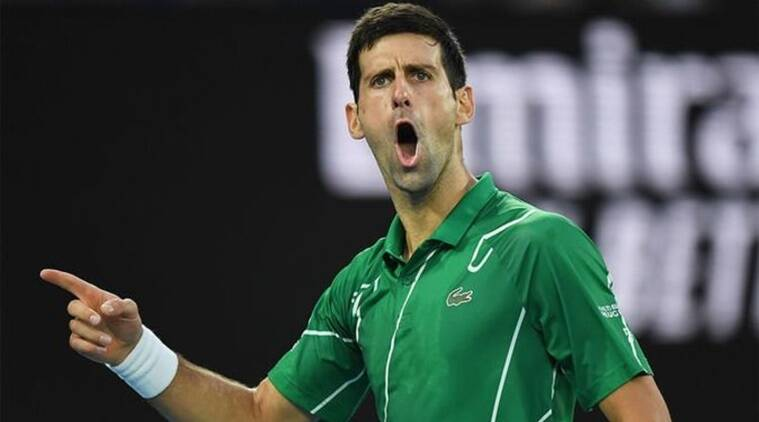 Novak Djokovic Closes In On Eclipsing Federer But Is Still Never The Favourite Sports News The Indian Express