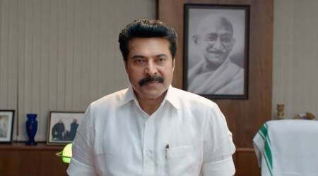 Mammootty in one film