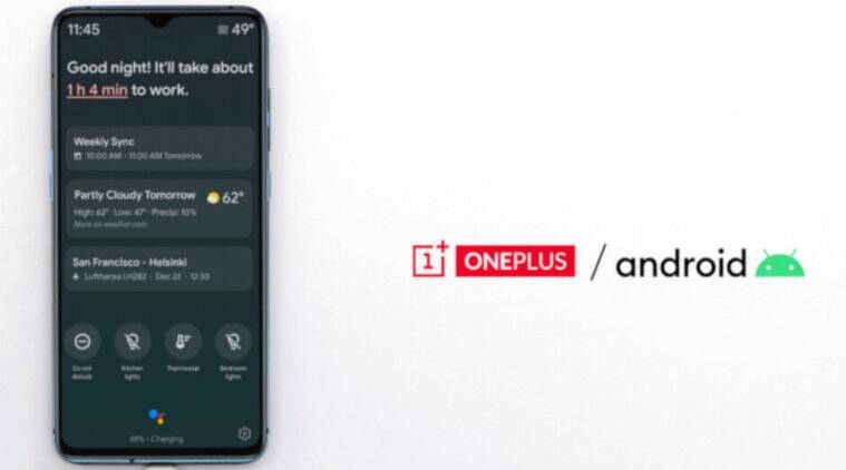 OnePlus, OnePlus Google Assistant, OnePlus Google Assistant Ambient Mode, Google Assistant Ambient Mode, OnePlus Ambient Mode, OnePlus Smart Display