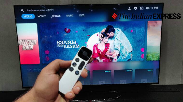 OnePlus TV, OnePlus TV Spotify, OnePlus TV JioSaavn, OnePlus TV Voot, OnePlus TV ShemarooMe, OnePlus TV alt Balaji and OnePlus TV MX Player