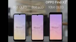 Oppo blog: The Find X2's display is making some serious claims