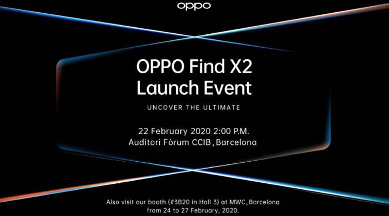 Oppo, Oppo blog, Oppo Google Play Store, Oppo Find X2, Oppo Find X2 launch, Oppo Find X2 launch date, Oppo Reno 3 Pro