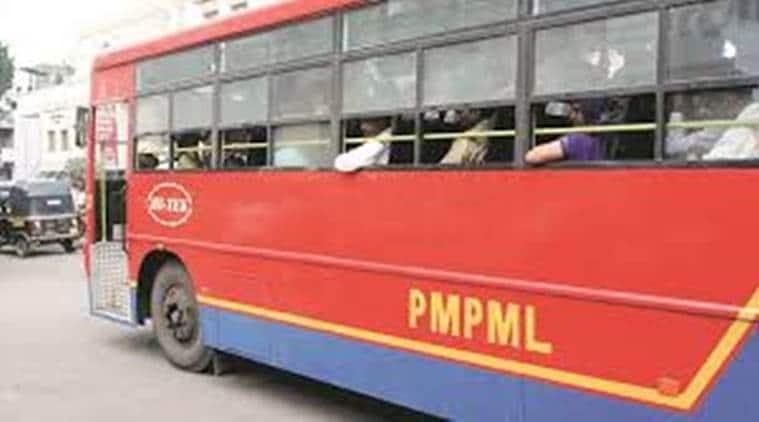 Pune bus ridership, PMPML bus ridership, students using buses, Pune news, maharashtra news, indian express news