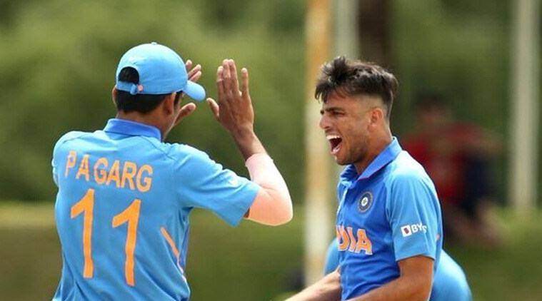 India U-19, India U-19 captain, Priyam Garg, India U-19 team, India U-19 vs Pakistan U-19, U-19 Semi Final, India U-19 vs Pakistan semifinal, Cricket, Cricket news, Sports, Sports news