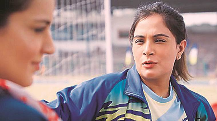 Richa Chadha. Actor Richa Chadha, Actor Richa Chadha interview, Richa Chadha interview, Richa Chadha Gangs of Wasseypur, Richa Chadha Masaan, Eye 2020, Sunday Eye, Indian Express, Indian Express news