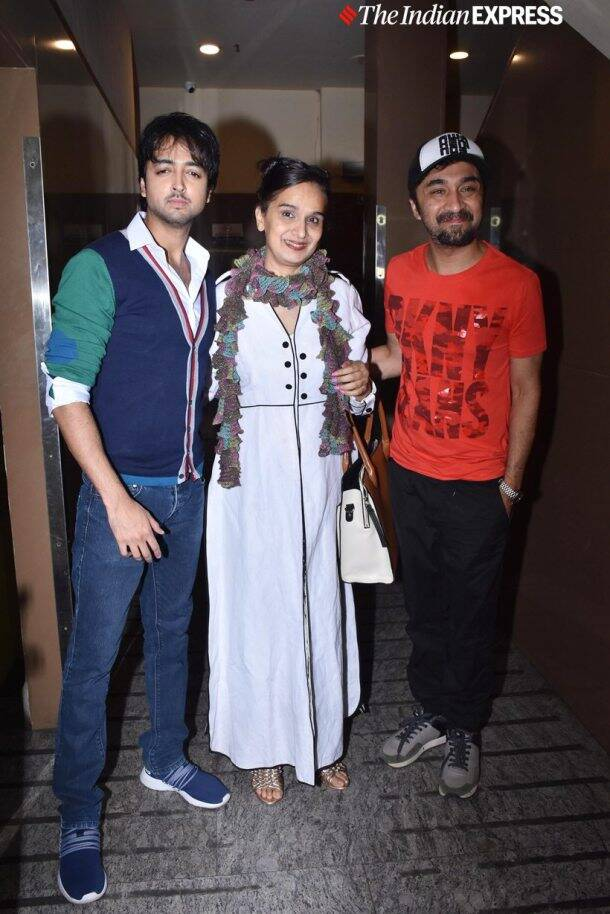 siddharth kapoor Prawaas screening