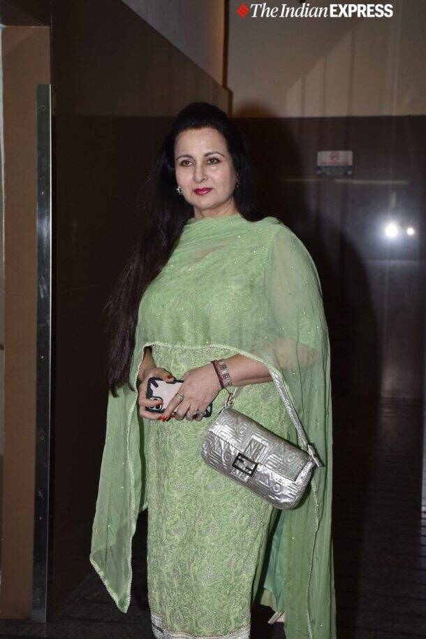 poonam dhillon Prawaas screening