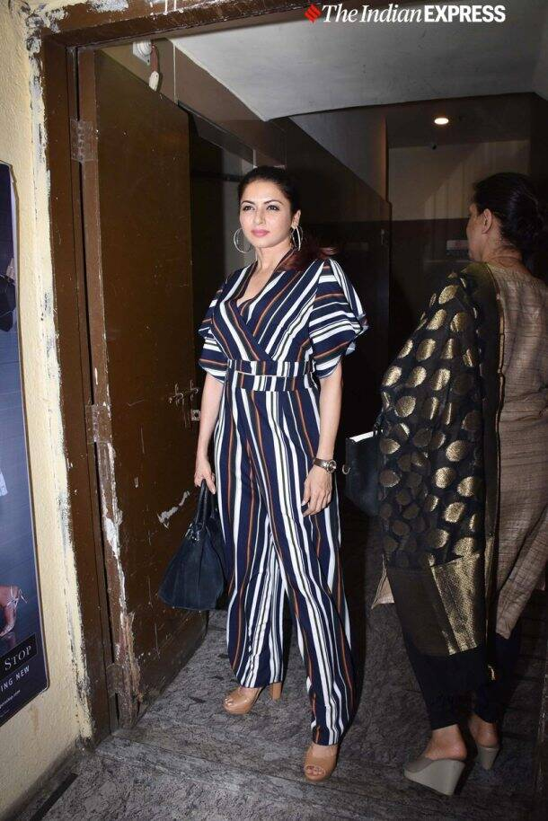 bhagyashree Prawaas screening