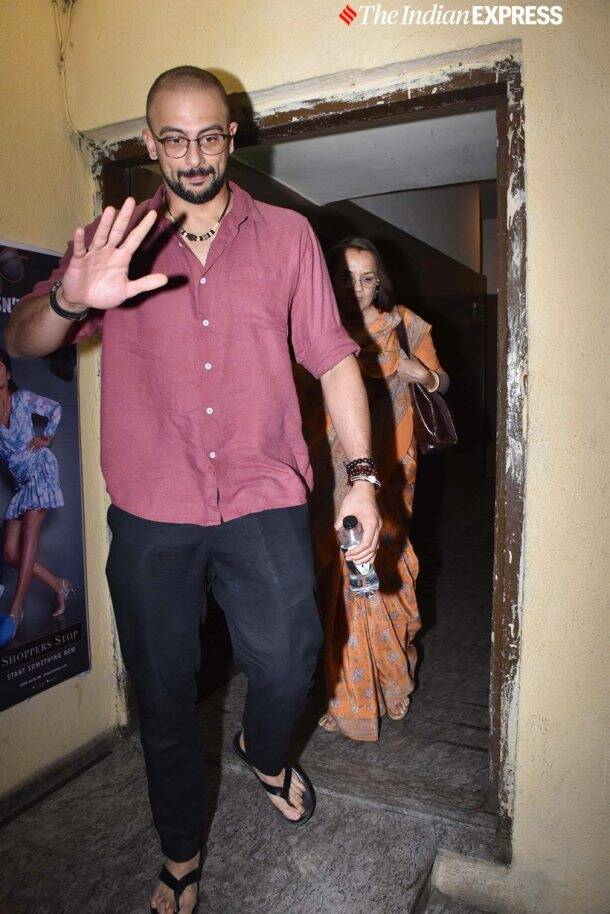 arunoday singh Prawaas screening