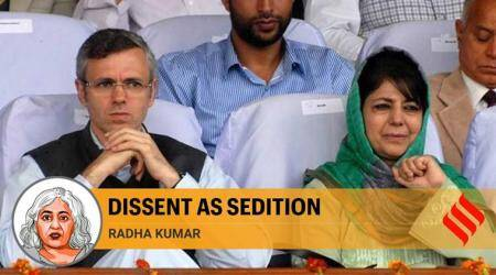 Govt sends a chilling message by slapping the PSA on Omar Abdullah and Mehbooba Mufti
