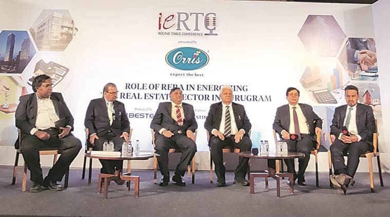 RERA, IERTC event, RERA Real Estate, Real Estate Sector, Gurugram Real Estate sector, indian express